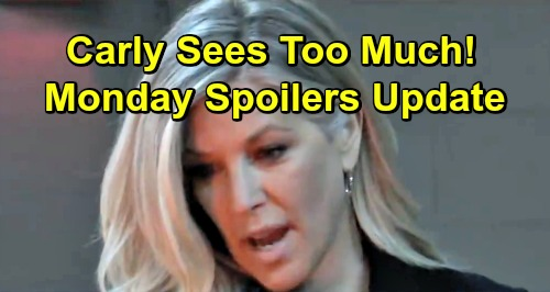 General Hospital Spoilers: Monday, March 4 Update – Carly's Deadly Discovery, Ryan's Twisted Kidnapping – Ava's News Stuns Julian