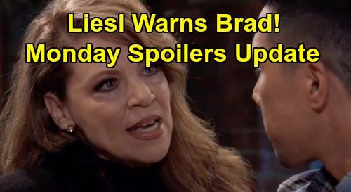 General Hospital Spoilers: Monday, November 11 Update – Lulu Terrified After Charlotte Snatching, Valentin Panics – Liesl Warns Brad
