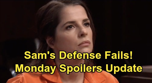 General Hospital Spoilers: Monday, November 18 Update – Kim's Heartbreaking News - Finn's Love Conflict - Sam's Failed Defence