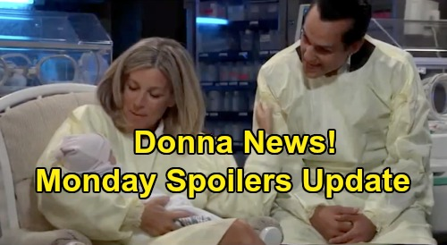 General Hospital Spoilers: Monday, October 14 Update – Nina Must Decide Who to Believe – Peter Makes Sam Suffer – Jason Asks Andre