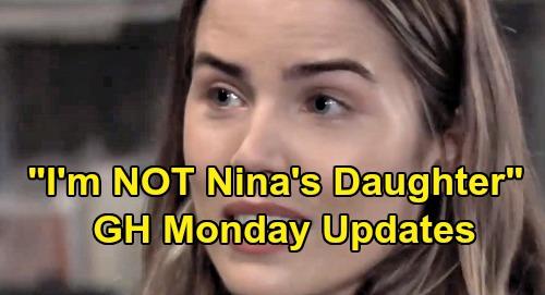General Hospital Spoilers: Monday, September 16 Update – Kim Surrenders to Temptation – Sasha Comes Clean - Laura Busts Lulu