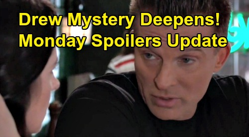 General Hospital Spoilers: Monday, September 9 Update – Julian Gets Jonah Truth – Monica Turns to Franco – Drew Mystery Deepens