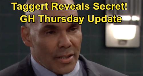 General Hospital Spoilers: Thursday, February 6 Update – Taggert's Secret Revealed - Lucas Memory Loss Saves Brad – Nanny Willow Rehired