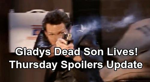 General Hospital Spoilers: Thursday, January 30 Update – Gladys' Dead Son Brando Corbin A Living Hero – Jason's Deadly Takedown