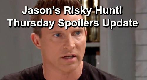 General Hospital Spoilers: Thursday, June 20 Update – Michael Shocked Over Killer Willow – Neil Confesses – Jason's Risky Hunt