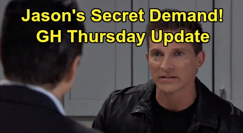 General Hospital Spoilers: Thursday, March 26 Update – Jason Pushes Sonny to Keep Secrets - Nelle's Power Trip Risks Wiley