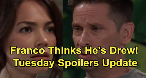 General Hospital Spoilers: Tuesday, August 13 Update - Liz's Tough Task, Telling Franco He's Not Drew - Laura Stunned By Psychic