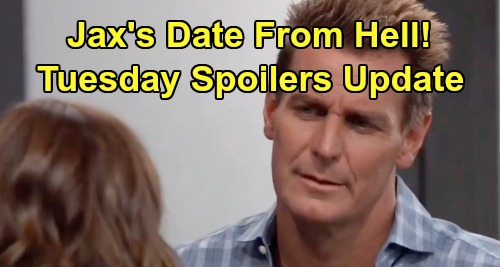 General Hospital Spoilers: Tuesday, August 20 Update – Jason Doubts Dev – Peter's Phone Call Trouble – Shiloh's Pentonville Surprise