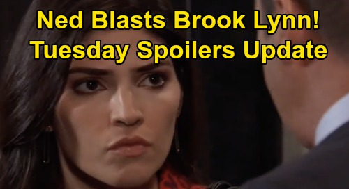 General Hospital Spoilers: Tuesday, February 25 Update – Michael's Backup Plan – Carly & Nelle's Wiley Faceoff – Ned Blasts Brook Lynn