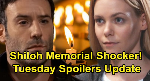 General Hospital Spoilers: Tuesday, January 14 Update – Shiloh Memorial Explodes, Nelle's to Blame – Lulu Demands Dustin Answers