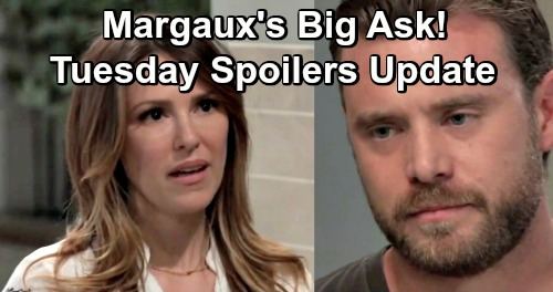 General Hospital Spoilers: Tuesday, June 18 Update – Margaux Needs Drew's Help - Kim's Resorts To Baby Begging – Dante Clue