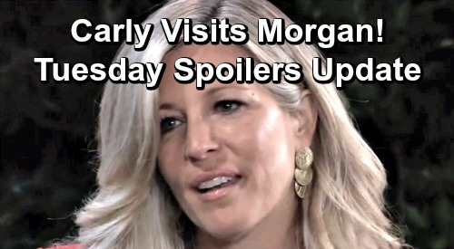 General Hospital Spoilers: Tuesday, June 4 Update – Carly's Cemetery Visit – Stella Exploits Ryan's Deepest, Darkest Fear