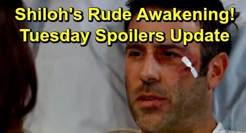 General Hospital Spoilers: Tuesday, May 28 Update – Ryan's Life Hangs in the Balance – Ava Isn't Sorry – Shiloh's Rude Awakening
