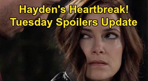 General Hospital Spoilers: Tuesday, November 26 Update – Nikolas' Heartbreaking Plan to Save Hayden – Dev Confesses