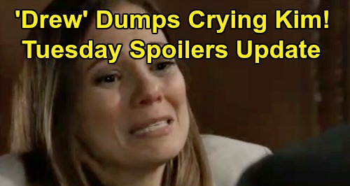 General Hospital Spoilers: Tuesday, October 29 Update – 'Drew' Dumps Screaming Kim – Jason Objects To Sam's Bench Trial