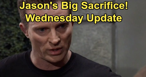 General Hospital Spoilers: Wednesday, April 15 Update – Charlotte's Terrible Snake Trick, Party Nightmare – Jason's Big Sacrifice