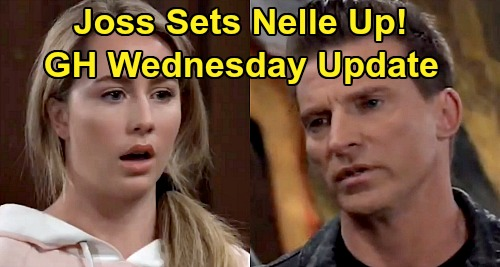 General Hospital Spoilers: Wednesday, April 8 Update – Necklace Mystery Unravels, Carly & Nelle Revelation – Joss Wants Jason's Promise