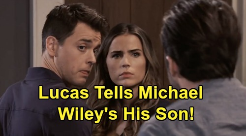 General Hospital Spoilers: Wednesday, February 19 Update – Michael Learns Wiley's His Son – Nelle Beats Up Willow – Stone Cold Strikes