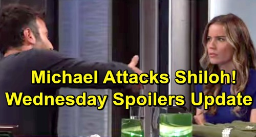 General Hospital Spoilers: Wednesday, July 10 Update – Jason Wants Answers - Drew Furious With Kim – Michael is Sasha's Hero