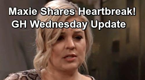 General Hospital Spoilers: Wednesday, June 12 Update – Jax and Nina's Showdown – Drew Rescues Kim – Maxie Shares Heartbreak