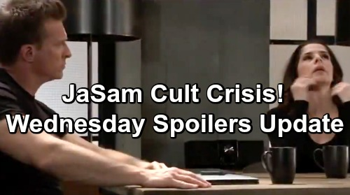 General Hospital Spoilers: Wednesday, March 13 Update – Ava Suffers Ryan Rage – Jason and Sam's Kristina Cult Crisis Meeting