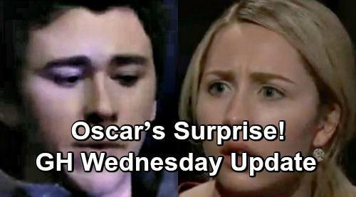 General Hospital Spoilers: Wednesday, May 1 Update – Oscar's Surprise Improvement, Josslyn Clings to Hope