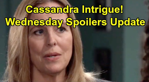 General Hospital Spoilers: Wednesday, September 11 Update – Kim's Drew Breakdown – Liz Faces Sam's Outburst – Cassandra Exposure