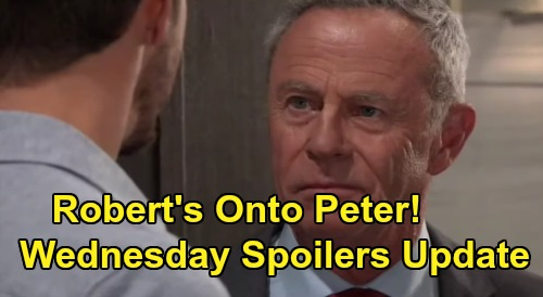 General Hospital Spoilers: Wednesday, September 4 Update – Andre's Prognosis Grim – Robert's Onto Peter - Jason Supports Liz