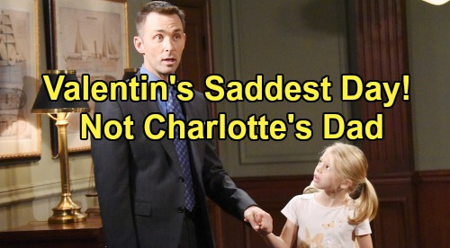 General Hospital Spoilers: Valentin Crushing DNA Test Blow, Charlotte Heartbreak Hits Hard – Not His Real Daughter?