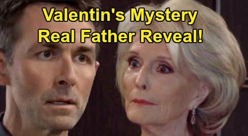 General Hospital Spoilers: Who Is Valentin's Biological Father – See What James Patrick Stuart Says - New GH Mystery