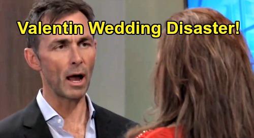 General Hospital Spoilers: Wedding Day of Reckoning for Valentin - Nina Explodes Over Sasha – Cassandra Crashes Ceremony