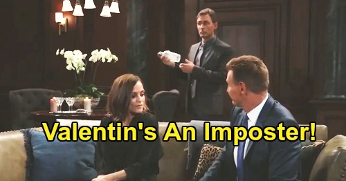 General Hospital Spoilers: Valentin's an Imposter, Nikolas the Rightful Cassadine Heir – Jax and Hayden Expose Shocking Fraud?