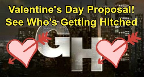 General Hospital Spoilers: Valentine's Day Marriage Proposal – Lucky Lady Gets a Ring, Who Pops the Question?