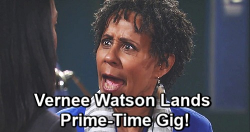 General Hospital Spoilers: Vernee Watson Exits GH, Lands Prime Time Job - Stella Will Return to Port Charles