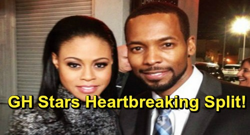 General Hospital Spoilers: GH Star Reveals Heartbreaking News – Vinessa Antoine and Anthony Montgomery's Tough Split