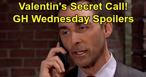 General Hospital Spoilers: Wednesday, April 1 Update – Secret Calls - Guilt, Jealousy and Raging Fits