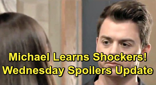 General Hospital Spoilers: Wednesday, December 26 Update – Nelle Admits Baby Swap – Michael Hears Willow's Story – Kevin's Pain