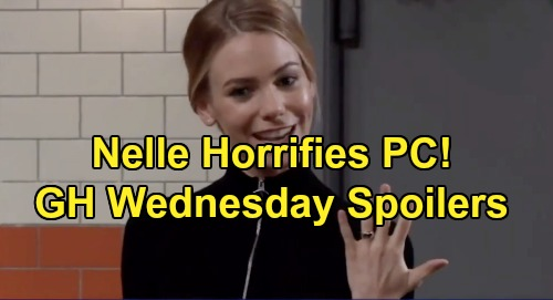 General Hospital Spoilers: Wednesday, January 15 – Nelle's Agenda Sparks Panic & Fury – Nik Threatens Ava – Lulu Quizzes 'Dusty'