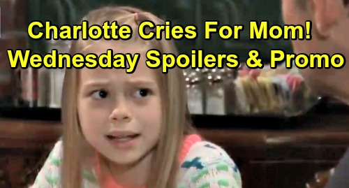 General Hospital Spoilers: Wednesday, January 23 – Charlotte Heartbroken Over Lulu – Sam Rescues Jason – Maxie Talks to Nathan