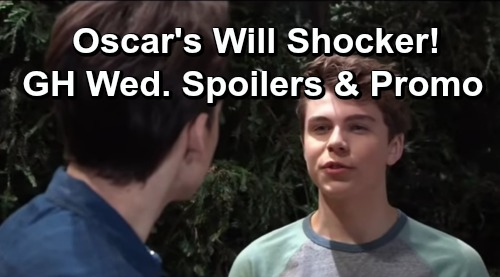 General Hospital Spoilers: Wednesday, July 10 – Michael Attacks Shiloh, Rescues Sasha – Oscar's Will Reading – Sam's Criminal Proof