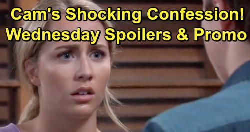 General Hospital Spoilers: Wednesday, July 24 – Cameron's Confession Shocks Josslyn – Charlotte Custody Battle