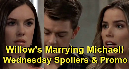 General Hospital Spoilers: Wednesday, March 18 – Sasha Picks Willow as Michael's Wife - Jordan Holds Harmony at Gunpoint