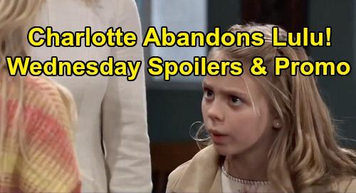 General Hospital Spoilers: Wednesday, November 13 – Anna Faces Violet Bombshell – Sonny's Surprise for Ava – Charlotte Blasts Lulu