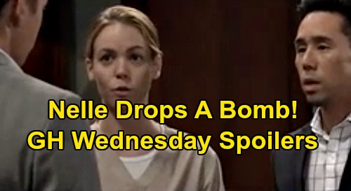 General Hospital Spoilers: Wednesday, October 16 – Michael Rages Over Nelle's Bomb, Attacks Brad – Valentin Raises Nina's Suspicions