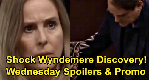 General Hospital Spoilers: Wednesday, October 2 - Chase Surprises Willow - Laura & Kevin's Wyndemere Discovery - Nina's Special Night