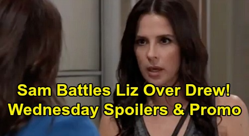 General Hospital Spoilers: Wednesday, September 11 – Sam & Liz's Heated Showdown – Olivia's Lie Shocks Lulu - Chase Has Bad News