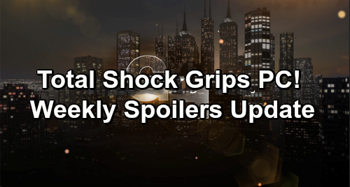 General Hospital Spoilers: Week of February 18 Update – Explosive Battles, New Evidence and Total Shock