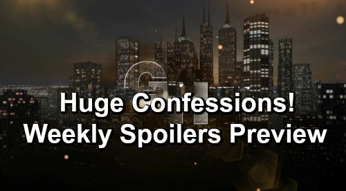 General Hospital Spoilers: Week of February 25 to March 1 – Medical Emergencies, Huge Confessions and New Clues