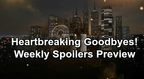 General Hospital Spoilers: Week of April 29-May 3 – Disturbing Threats, Heartbreaking Goodbyes and Dire Medical Disasters