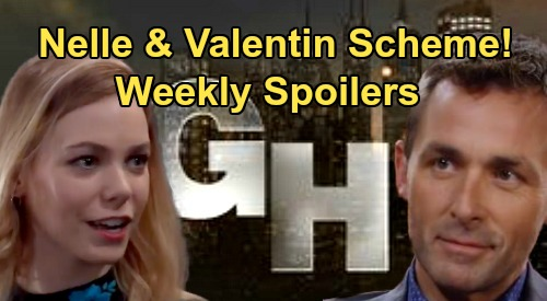 General Hospital Spoilers: Week of April 6 – TJ Goes Free - Nelle & Valentin's Wicked Scheme – Violet's Party Catastrophe